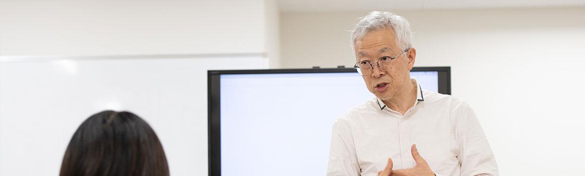岡田 勲 Isao Okada